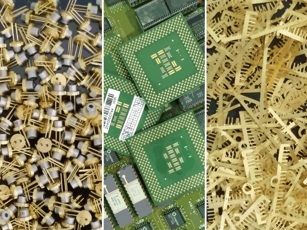 Semirecycling Co Inc Metal Scrap Gold Silver Palladium Platinum We Buy And Circuit Boards Precious
